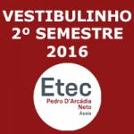 destaque Vestibulinho 2-2016